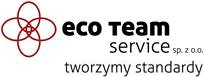 logo eco team service